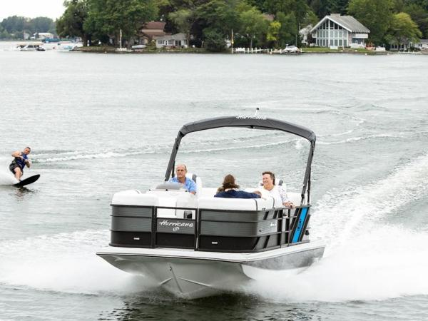 2021 Hurricane boat for sale, model of the boat is FunDeck 236SB OB & Image # 1 of 1