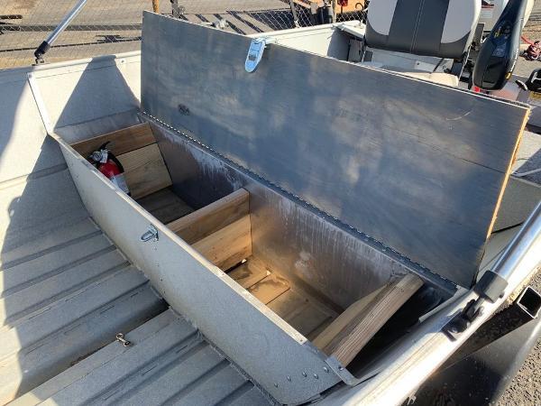 2004 Gregor boat for sale, model of the boat is 14' Deep Vee & Image # 6 of 24