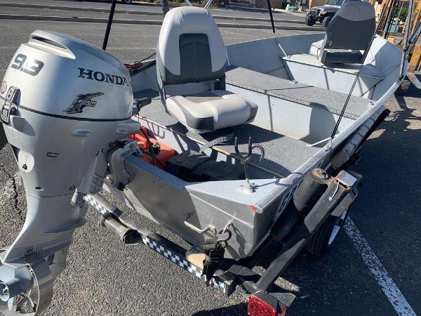 2004 Gregor boat for sale, model of the boat is 14' Deep Vee & Image # 18 of 24