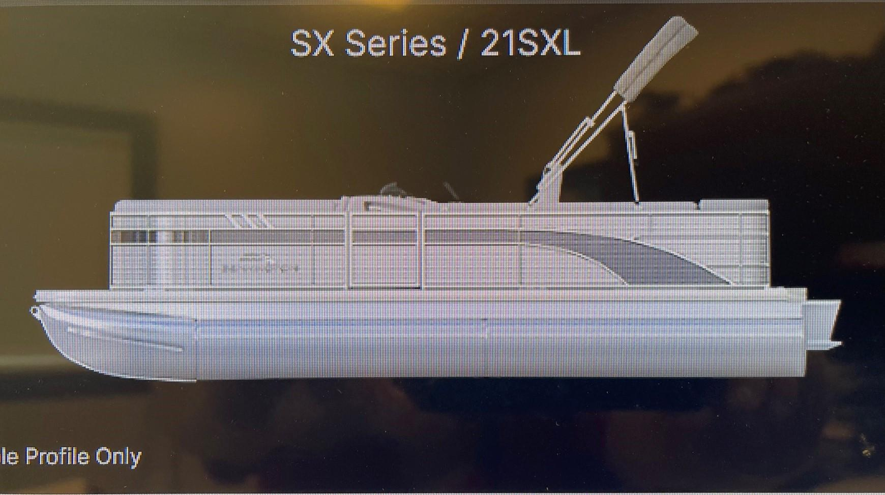 Image of 2022 Bennington 21SXL