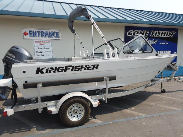 2021 KINGFISHER 1625 FALCON for sale