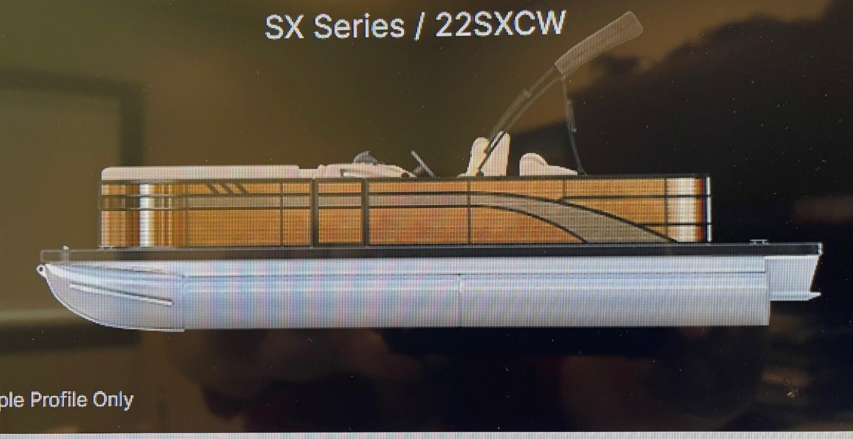 Image of 2022 Bennington 22 SXCW