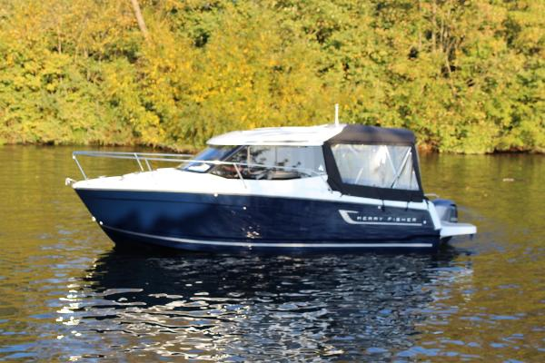2018 Jeanneau Merry Fisher 695