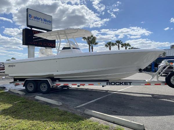 2020 Intrepid boat for sale, model of the boat is 300 Center Console & Image # 2 of 14