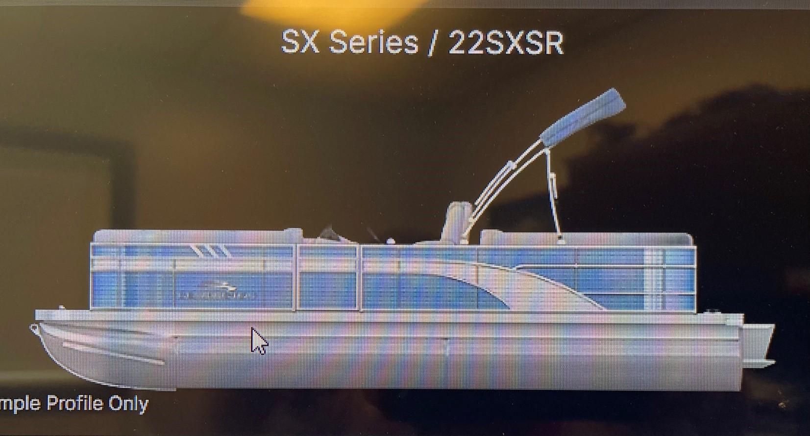 Image of 2022 Bennington 22 SXSR