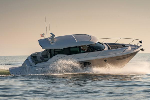 2021 Tiara Yachts 49 Coupe