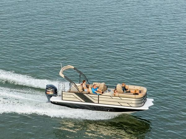 2021 Hurricane boat for sale, model of the boat is FunDeck 236 OB & Image # 1 of 1