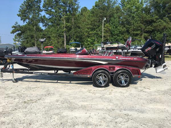 2020 Ranger Boats boat for sale, model of the boat is Z521C & Image # 6 of 30