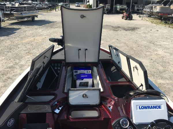 2020 Ranger Boats boat for sale, model of the boat is Z521C & Image # 19 of 30