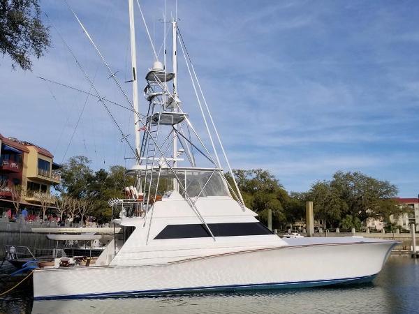 Main Profile - Starboard
