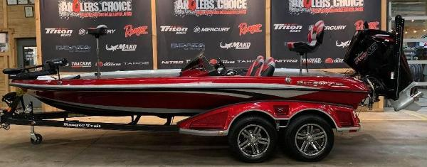 2021 Ranger Boats boat for sale, model of the boat is Z520L & Image # 1 of 11