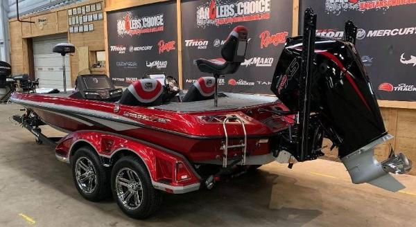 2021 Ranger Boats boat for sale, model of the boat is Z520L & Image # 5 of 11