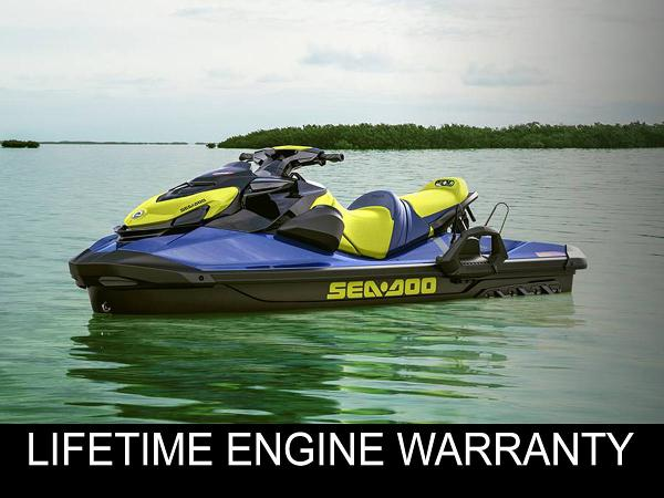 2021 Sea-Doo Wake 170 iBR