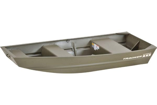 2017 Tracker Boats boat for sale, model of the boat is Topper 1036 Riveted Jon & Image # 1 of 7