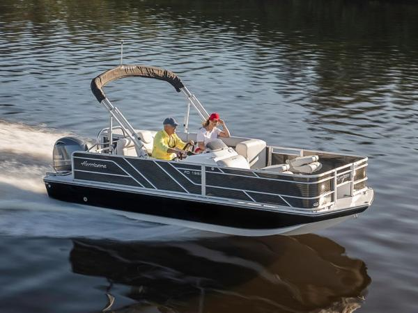 2021 Hurricane boat for sale, model of the boat is FunDeck 196F OB & Image # 1 of 1
