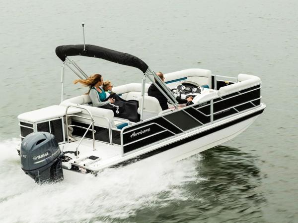 2021 Hurricane boat for sale, model of the boat is FunDeck 196 OB & Image # 1 of 1