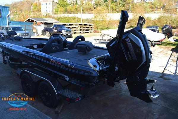 2020 Triton boat for sale, model of the boat is 21 TRX & Image # 4 of 40