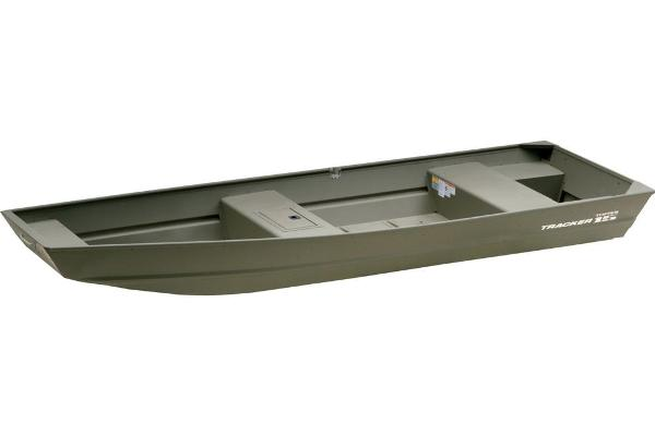 2017 Tracker Boats boat for sale, model of the boat is Topper 1542 Riveted Jon & Image # 1 of 11