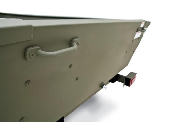 2017 Tracker Boats boat for sale, model of the boat is Topper 1542 Riveted Jon & Image # 8 of 11