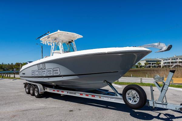 2017 Wellcraft Scarab 30 Offshore Tournament