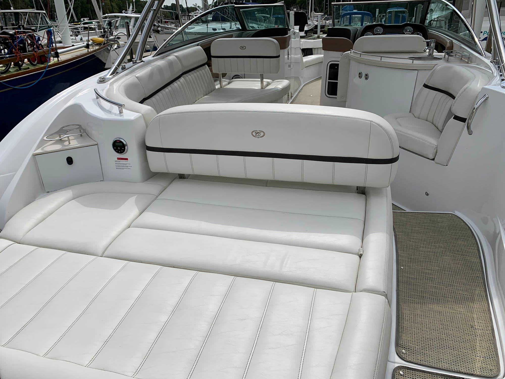 OH 5656 HG Knot 10 Yacht Sales