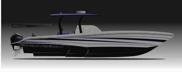 2021 Fountain 39NX