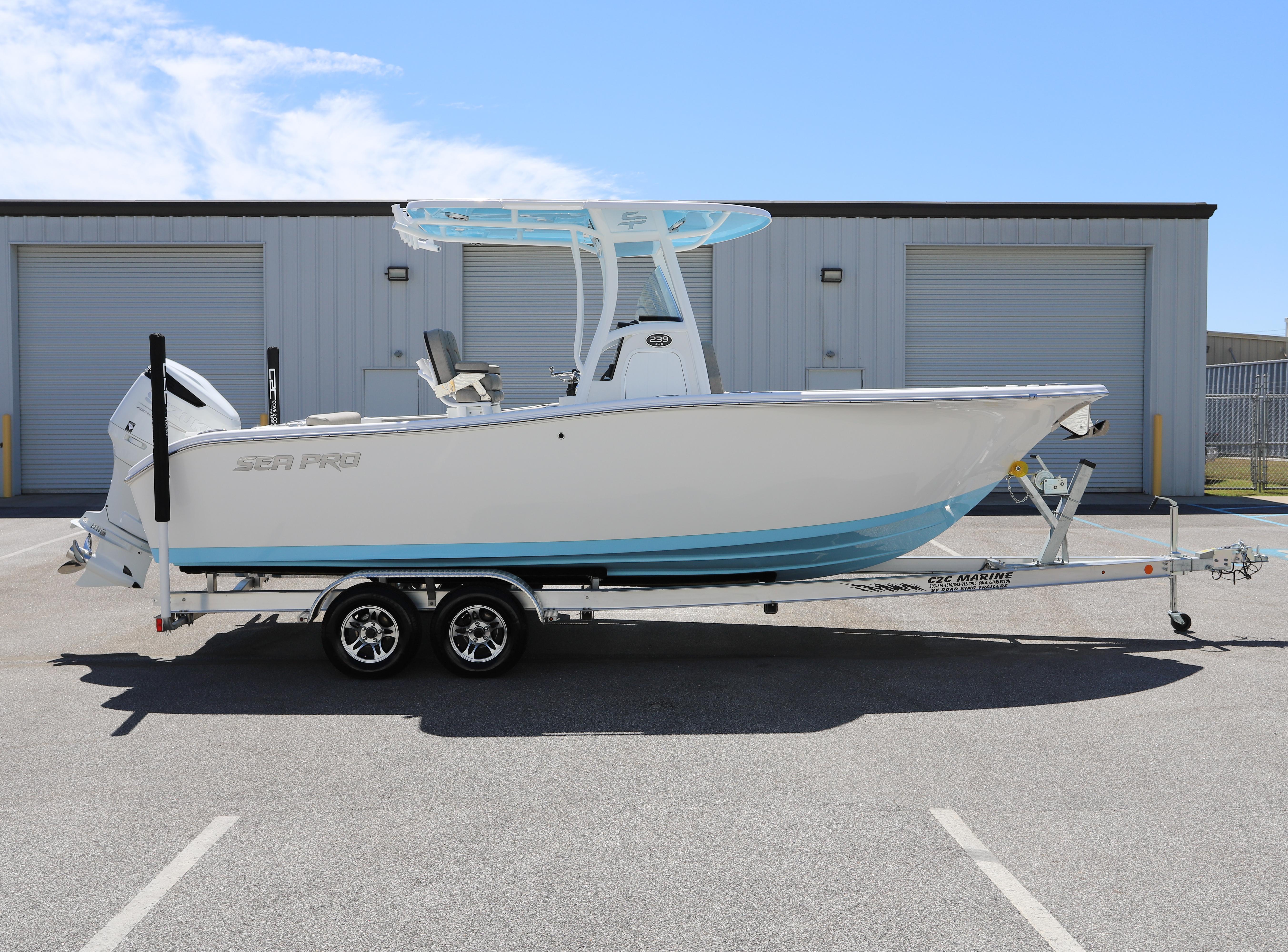 2021 Sea Pro 239 DLX