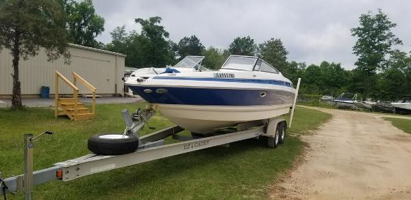 2008 Larson boat for sale, model of the boat is 268 LXI & Image # 7 of 8