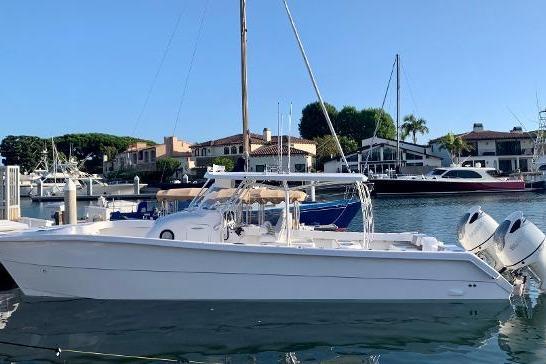 2020 Twin Vee 360 GF Power Catamaran