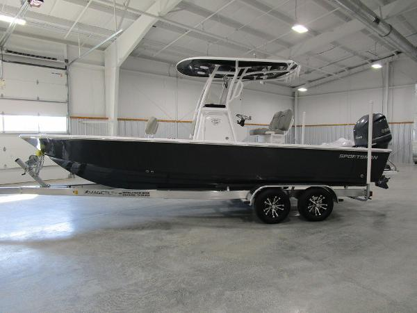 2021 Sportsman Boats boat for sale, model of the boat is Masters 247 Bay Boat & Image # 1 of 45