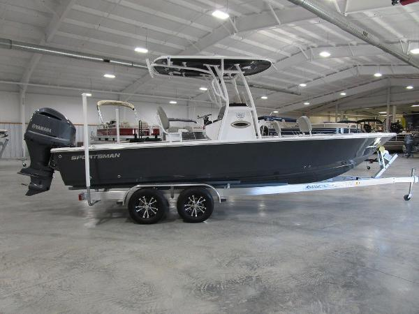 2021 Sportsman Boats boat for sale, model of the boat is Masters 247 Bay Boat & Image # 11 of 45