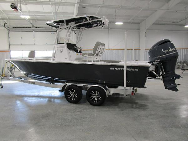 2021 Sportsman Boats boat for sale, model of the boat is Masters 247 Bay Boat & Image # 13 of 45