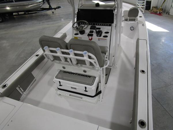 2021 Sportsman Boats boat for sale, model of the boat is Masters 247 Bay Boat & Image # 15 of 45
