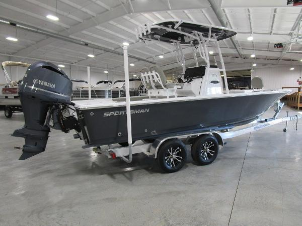 2021 Sportsman Boats boat for sale, model of the boat is Masters 247 Bay Boat & Image # 16 of 45