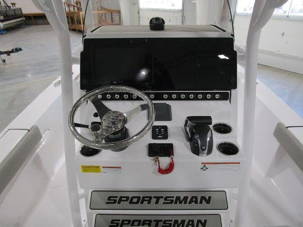 2021 Sportsman Boats boat for sale, model of the boat is Masters 247 Bay Boat & Image # 42 of 45