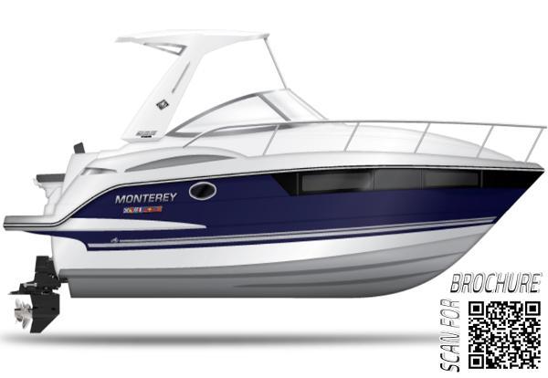 2021 MONTEREY 335 Sport Yacht thumbnail