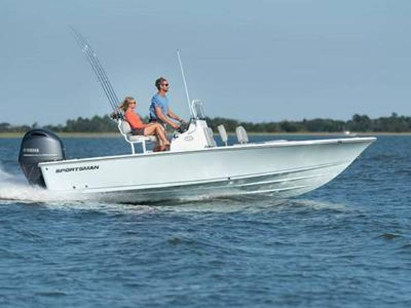 2021 Sportsman Boats boat for sale, model of the boat is Masters 207 Bay Boat & Image # 1 of 1