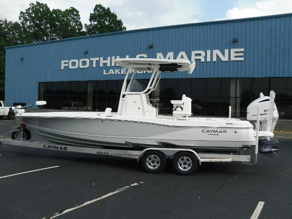 2020 Caymas boat for sale, model of the boat is 26 HB & Image # 1 of 37