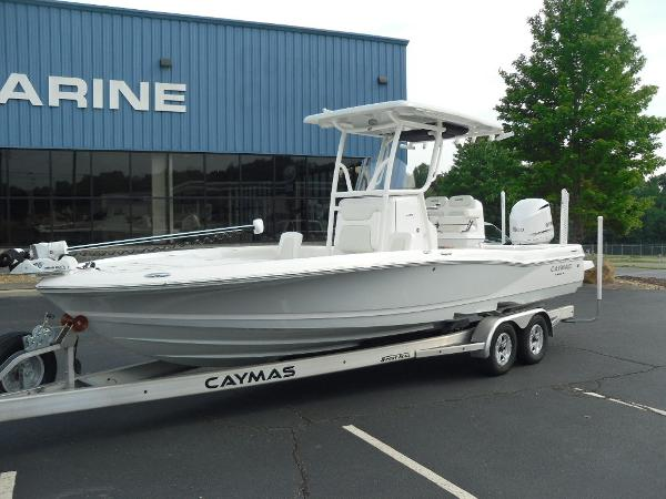 2020 Caymas boat for sale, model of the boat is 26 HB & Image # 3 of 37