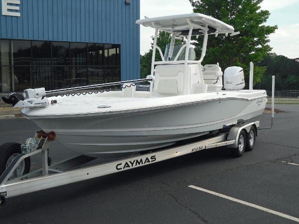 2020 Caymas boat for sale, model of the boat is 26 HB & Image # 4 of 37