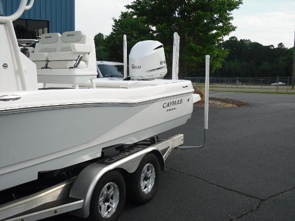 2020 Caymas boat for sale, model of the boat is 26 HB & Image # 9 of 37