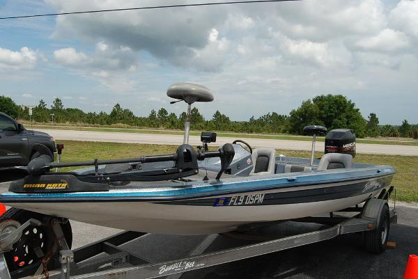 1998 Bumble Bee boat for sale, model of the boat is 180 Pro Vee & Image # 7 of 10