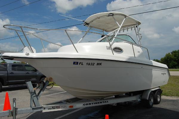 2004 Sailfish boat for sale, model of the boat is 234 & Image # 6 of 14
