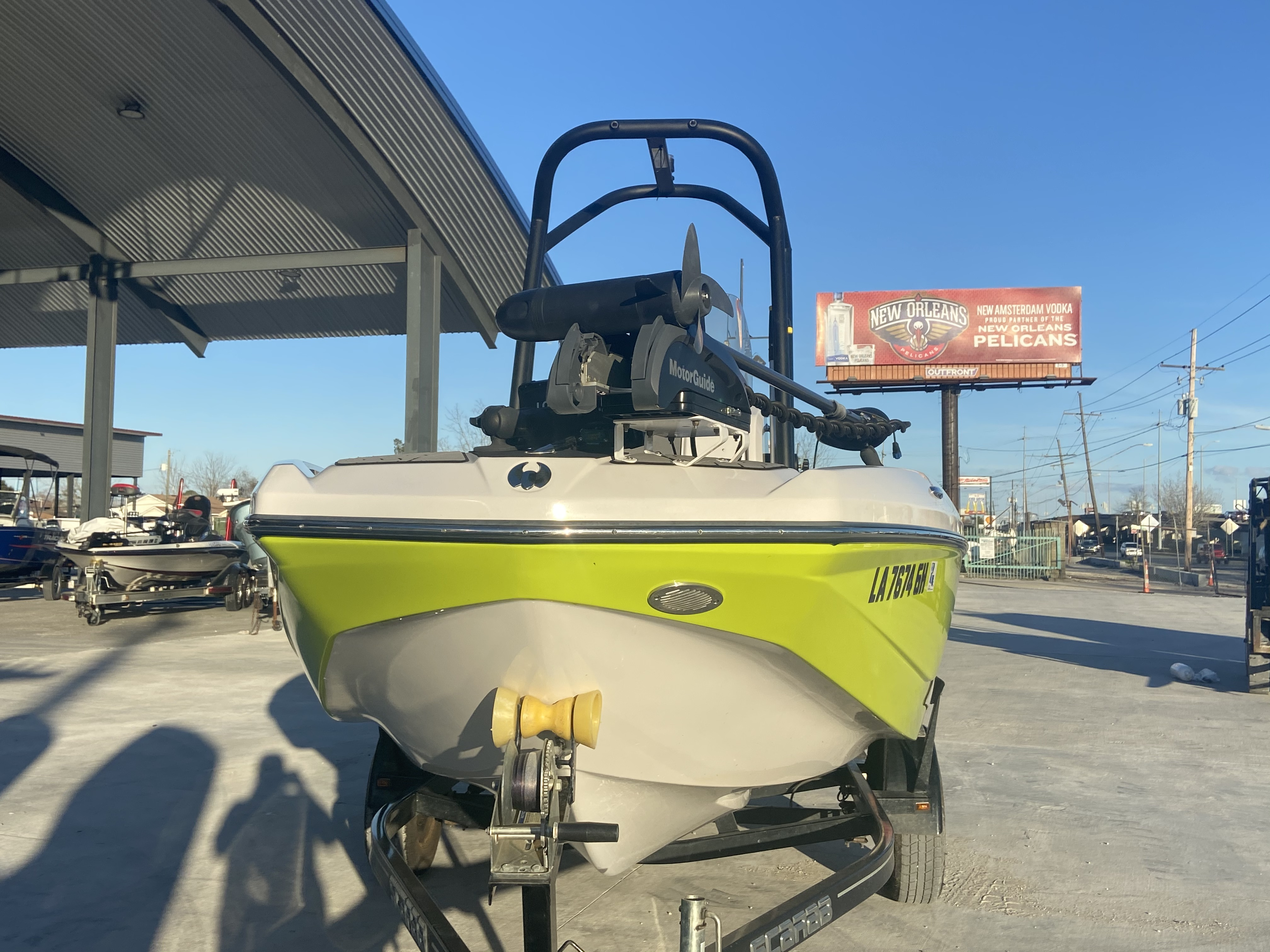 2017 Scarab boat for sale, model of the boat is 195 & Image # 8 of 14
