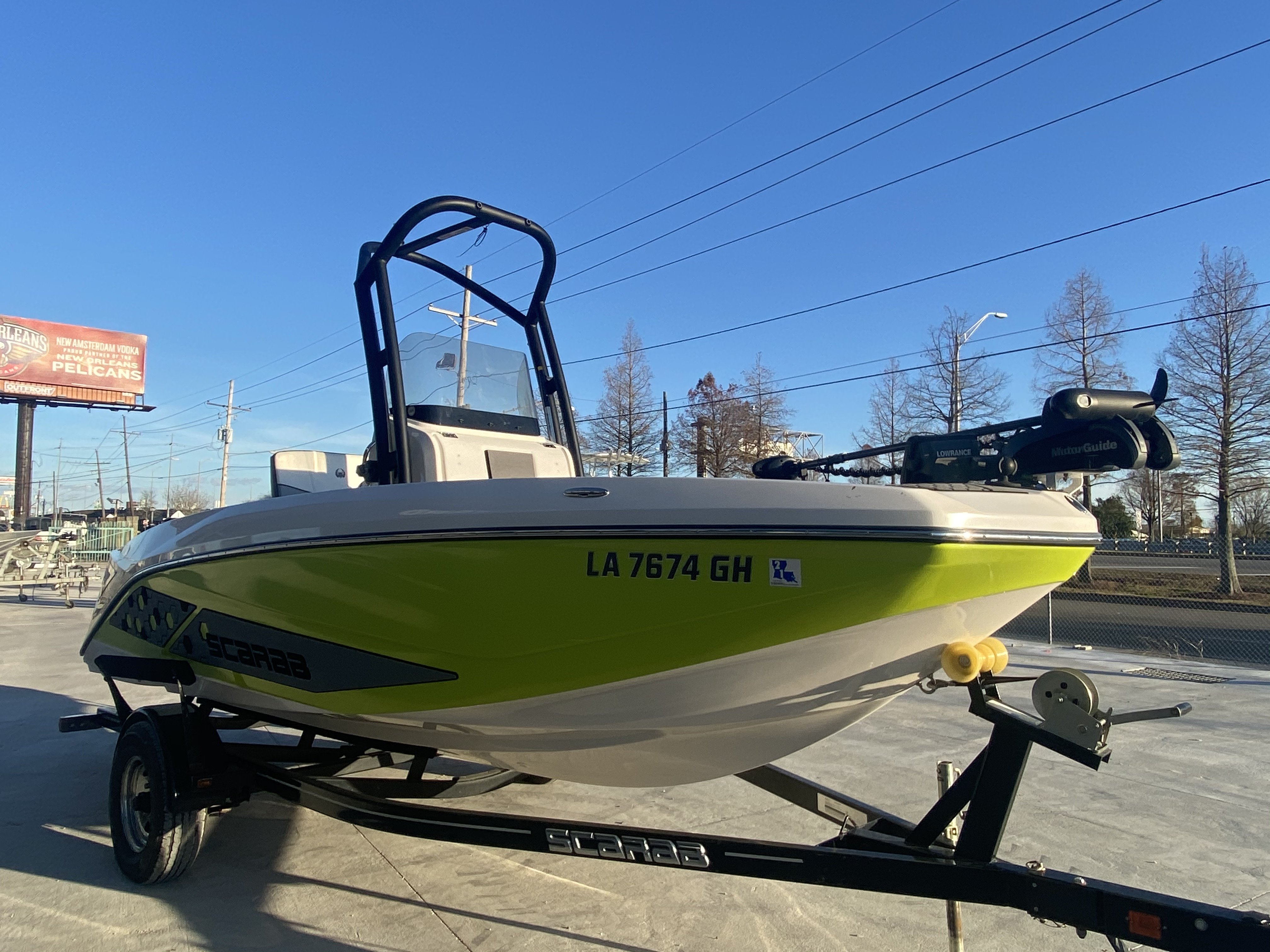 2017 Scarab boat for sale, model of the boat is 195 & Image # 9 of 14