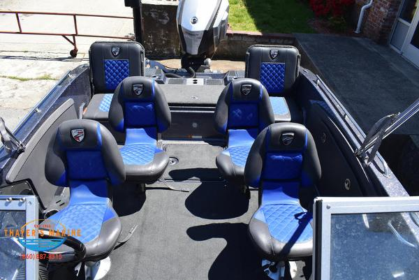 2017 Triton boat for sale, model of the boat is 206 Allure & Image # 7 of 46