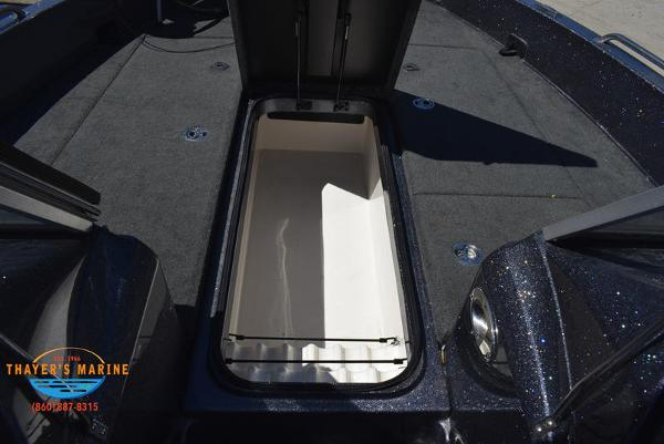 2017 Triton boat for sale, model of the boat is 206 Allure & Image # 17 of 46
