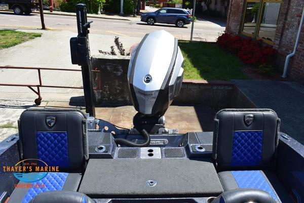 2017 Triton boat for sale, model of the boat is 206 Allure & Image # 41 of 46