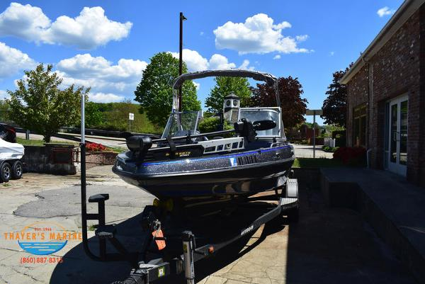 2017 Triton boat for sale, model of the boat is 206 Allure & Image # 42 of 46
