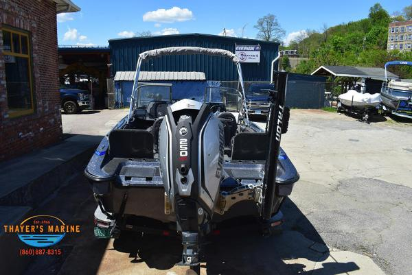 2017 Triton boat for sale, model of the boat is 206 Allure & Image # 43 of 46